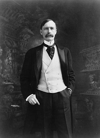 Thomas Walsh (miner) - Thomas Walsh in 1904