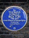 Thomas Fowell Buxton - Blue Plaque.jpg