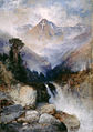 Thomas Moran, Mountain of the Holy Cross, 1890. Watercolor, National Gallery of Art, Washington,.jpg
