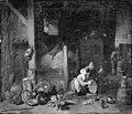 Thomas van Apshoven - A Servant Girl Scrubbing a Brass Cauldron - KMSst348 - Statens Museum for Kunst.jpg