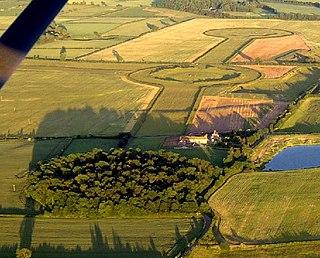 Henge Type of Neolithic earthwork