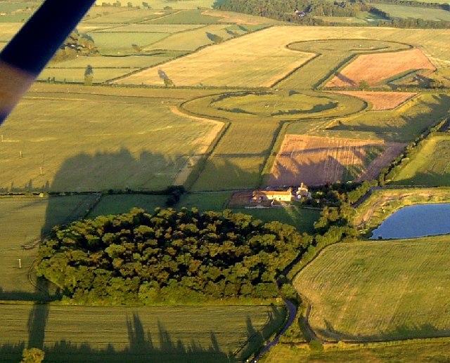Thornborough Henge