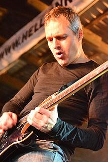 Karl Groom British musician