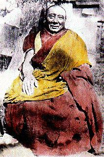 Thubten Chökyi Dorje, 5th Dzogchen Rinpoche Tibetan Dzogchen