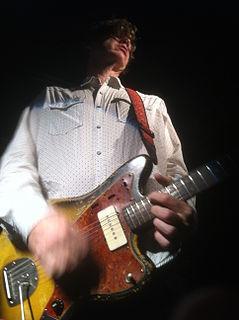 Thurston Moore American guitarist