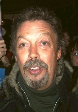 Tim Curry in New York City (Februari 2005)