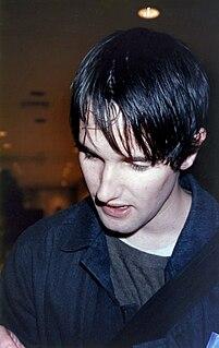 Tim Wheeler Northern Irish singer