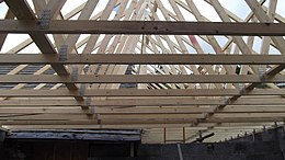 Roof trusses made from softwood Timberwork2.JPG