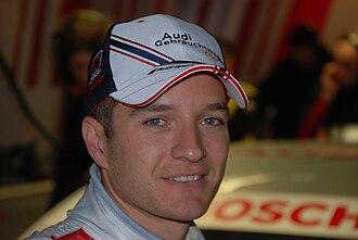 2008 Deutsche Tourenwagen Masters - Image: Timo Scheider Audi Werkspilot DTM 2008