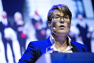 Tine Sundtoft Norwegian politician