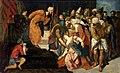 Tintoretto - Esther before Ahasuerus, 1548.jpg