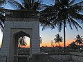 Tipu Sultan's birthplace - arch structure.jpg