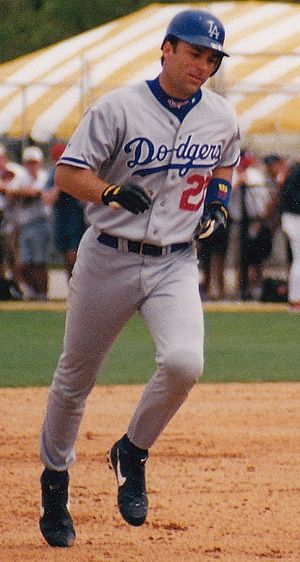 Todd Zeile - Zeile in 1998