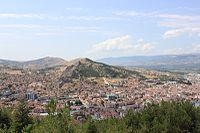 Panorama of Ankara