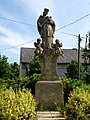 Tolna megye, Attala, Nepomuki Szent János szobor.jpg