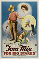 Tom Mix For Big Stakes.jpg