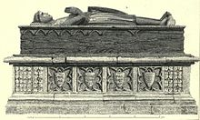Tomb of William de Valence, 1st Earl of Pembroke, in Westminster Abbey 1.jpg