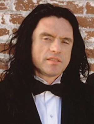 The Room (film) - Tommy Wiseau in a promotional image for The Room as Johnny.