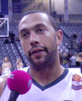 Tommy Adams (basketball) - Adams in 2006