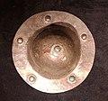 Top or Topic (CC, Maastricht), ijzeren schildknop uit Rosmeer, 7e eeuw - 2.jpg