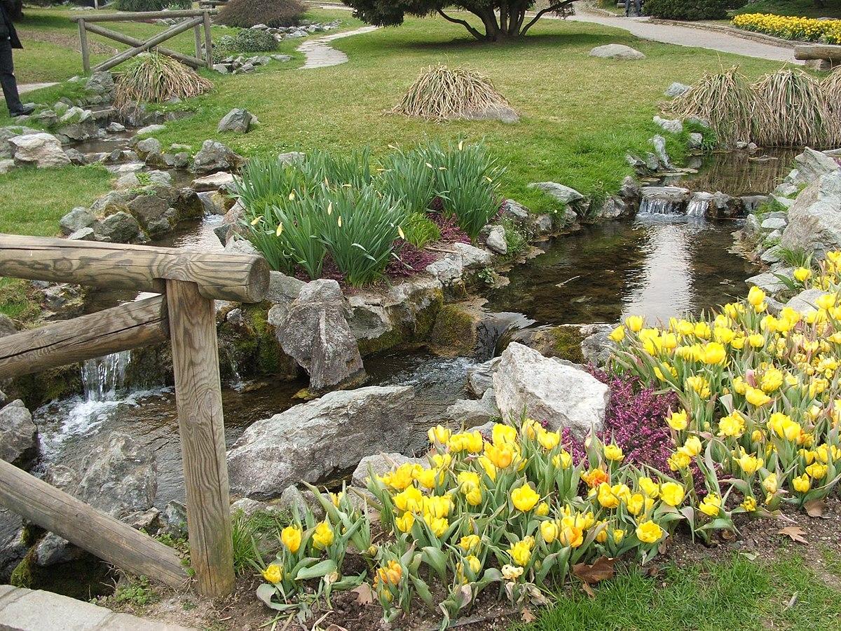 Parco del valentino wikipedia - Idee per giardino roccioso ...