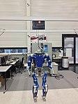 Toro robot at DLR Oberfaffenhoffen (8182036353).jpg