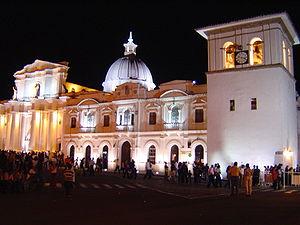 Torre-del-Reloj Popayan