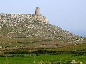 Coastal towers in Salento