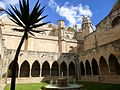 Tortosa - Catedral, claustro 01.JPG