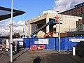 Tottenham Hale railway station rebuilding, N17.jpg