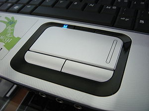 touchpad � wiktionnaire