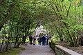 Tourists - Parco dei Mostri - Bomarzo, Italy - DSC02424.jpg