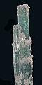 Tourmaline var. indicolite et mica var. lépidolite (Minas Gerais - Brazil) 1.jpg
