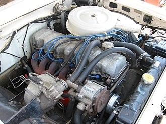 Toyota M engine - Image: Toyota 2m engine
