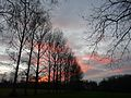 Trélissac voie verte coucher soleil (2).JPG