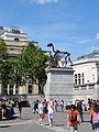 Trafalgar Square, Londýn, Anglicko, 2015 - panoramio.jpg