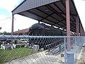 Train Exhibit (SE corner), Union Train Depot, Albany.JPG
