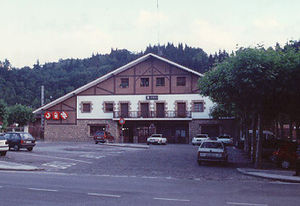 Train station, Beasain, Basque Country, Spain.jpg