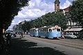 Tram in Gothenburgh 1963.jpg