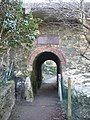 Tramway arch beneath the Wygyr Bridge - geograph.org.uk - 1183049.jpg