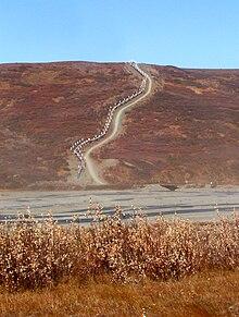 Construction of the Trans-Alaska Pipeline System - Wikipedia