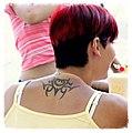 Tribal neck tattoo - Flickr - Stiller Beobachter.jpg