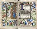 Trivulzio book of hours - KW SMC 1 - folios 161v (left) and 162r (right).jpg