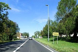 Tublje pri Hrpeljah Village in Littoral, Slovenia