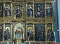 Tudela de Duero iglesia Asuncion retablo mayor 1º-2º cuerpo detalle ni.jpg