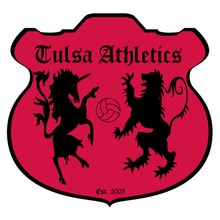 Tulsa Athletics Crest