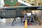 Tumansky R-29-300 turbojet engine, 1972 - Evergreen Aviation & Space Museum - McMinnville, Oregon - DSC01088.jpg