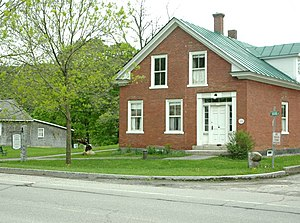 Tunbridge, Vermont - Tunbridge Library