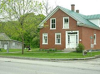 Tunbridge, Vermont - Tunbridge Library