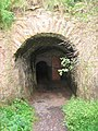 Tunnel to beach - geograph.org.uk - 571293.jpg